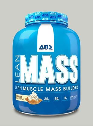 Picture of ANS Performance Lean Mass Builder Creamy Vanilla   5 lbs