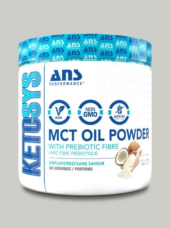 Picture of ANS Performance MCT OIL POWDER Unflavored (1lbs) 60 serving