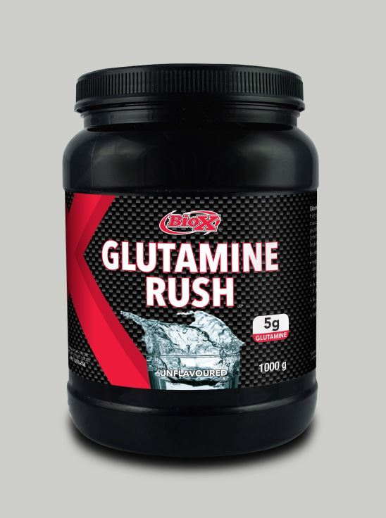 Picture of BioX Glutamine Rush Unflavoured 1000 gms