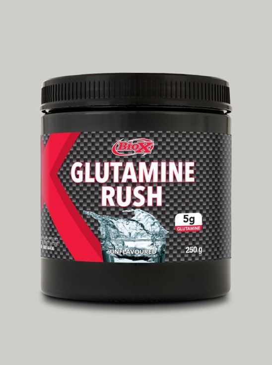 Picture of BioX Glutamine Rush Unflavoured 300 gm