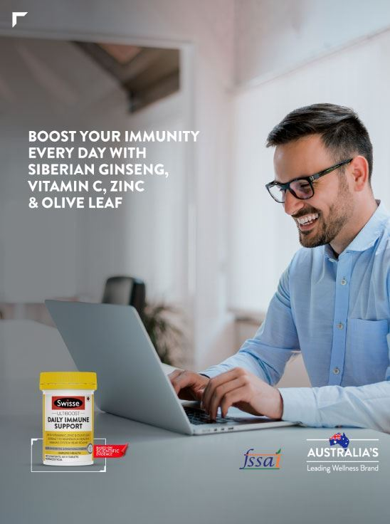 Picture of Swisse Ultiboost Daily Immune Support- 60 tablets
