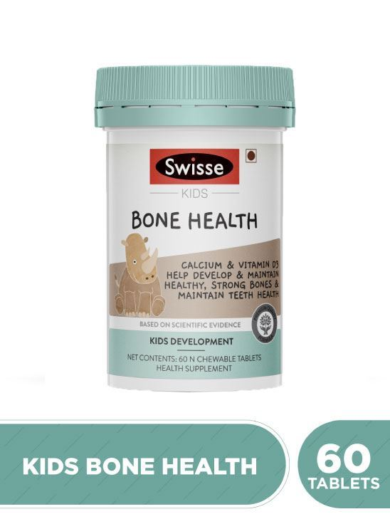 Picture of Swisse Ultiboost Kids Bone Health- 60 tablets