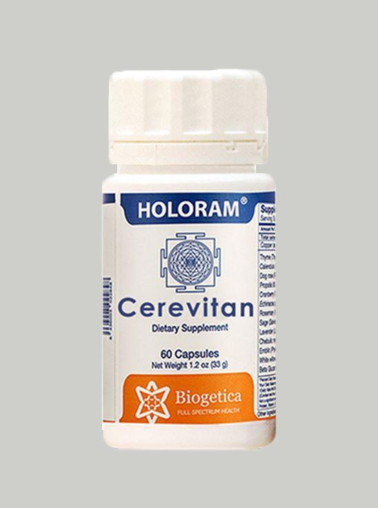 Picture of Biogetica Holoram Cerevitan (Brain and Memory)