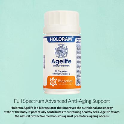 Picture of Biogetica Holoram AgeLife (60 Capsules)(Anti Aging)