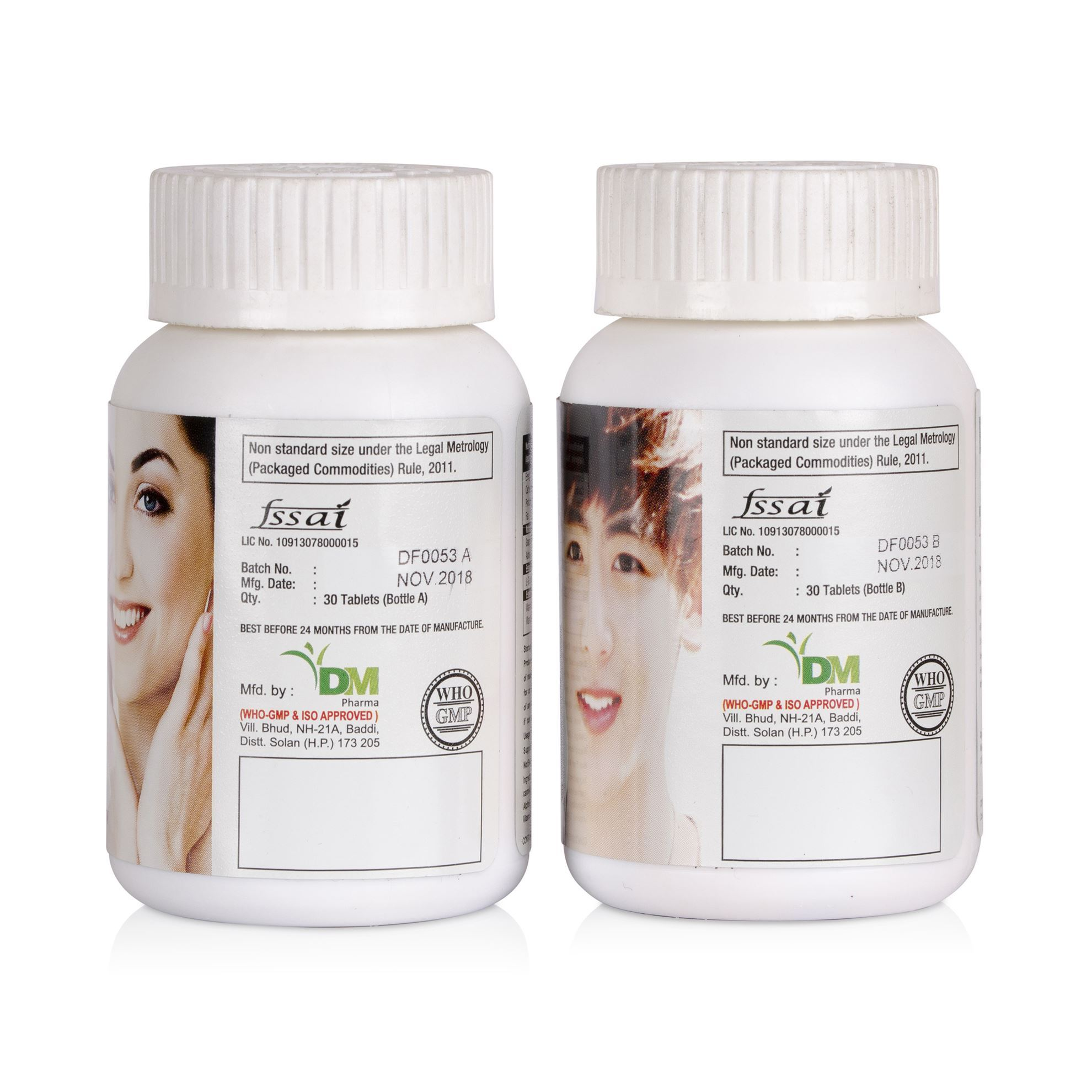 Picture of Alvizia Alenglow L-Glutathione + Vitamin C (30+30 Tablets)