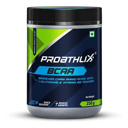 Picture of Proathlix BCAA Green Apple 250g