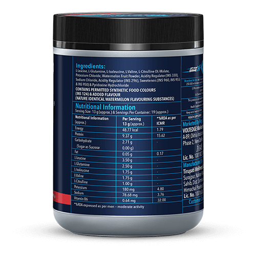 Picture of Proathlix BCAA Watermelon 250g