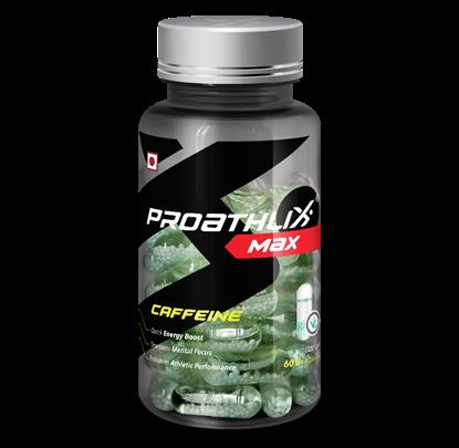 Picture of Proathlix Caffeine  Max 60N