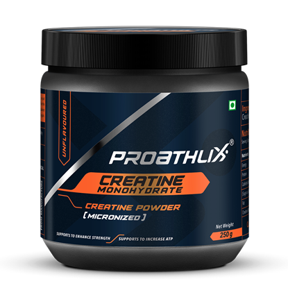 Picture of Proathlix Creatine Monohydrate Unflavoured 250G