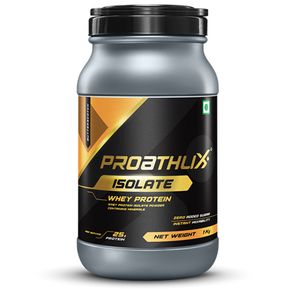 Picture of Proathlix Whey Protein Isolate Butterscotch 1kg