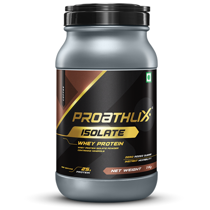 Picture of Proathlix Whey Protein Isolate Coffee 1Kg