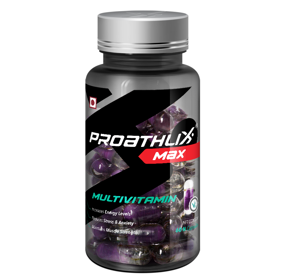 Picture of Proathlix Multivitamin Max 60N