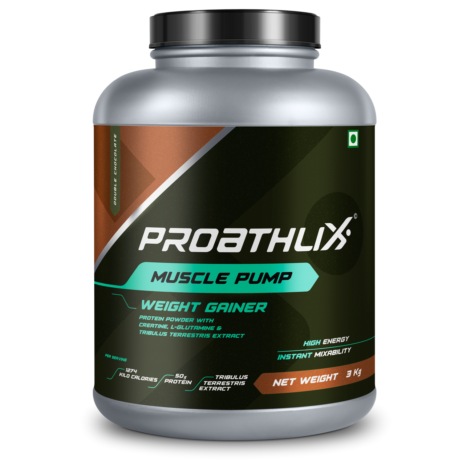 Picture of Proathlix Muscle Pump Double Chocolate 3 kg