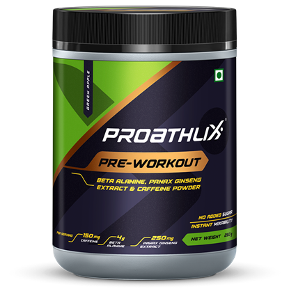 Picture of Proathlix Pre-workout Green Apple 250G