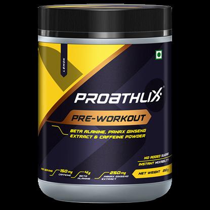 Picture of Proathlix Pre-workout Lemon 250G