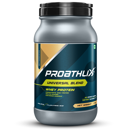 Picture of Proathlix Universal Blend Whey Protein Butterscotch 1kg