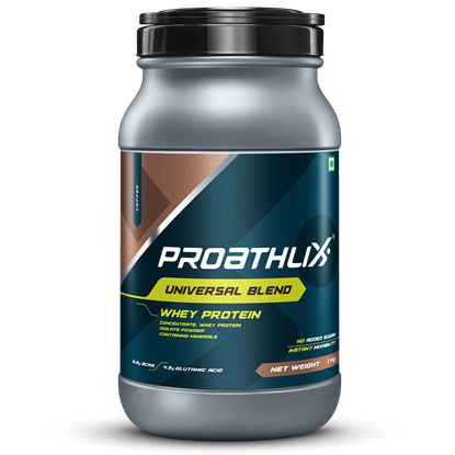 Picture of Proathlix Universal Blend Whey Protein Coffee 1kg