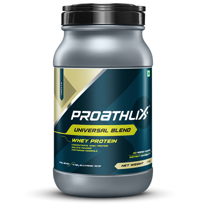 Picture of Proathlix Universal Blend Whey Protein Vanilla 1Kg