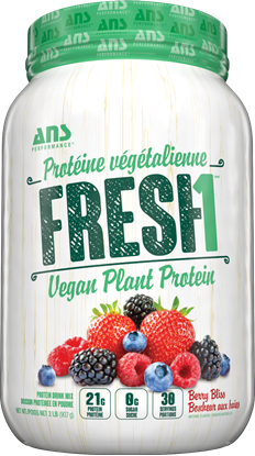 Picture of ANS Performance FRESH1 Vegan Protein Berry Bliss 2lbs