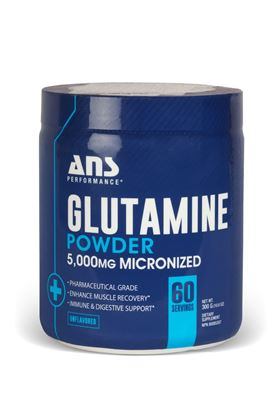 Picture of ANS Performance Micronized L Glutamine Muscle Recovery Unflavored 300 gm