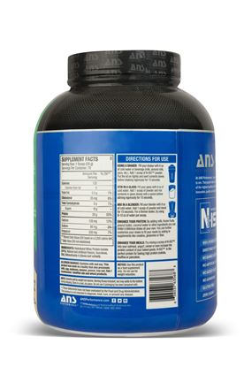 Picture of ANS Performance N ISO Hydrolysed Whey Protein Isolate Chocolate 5 lbs