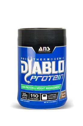 Picture of ANS Performance Diablo Thermogenic Lean Protein and Weight Control Chocolate 1.5 lbs