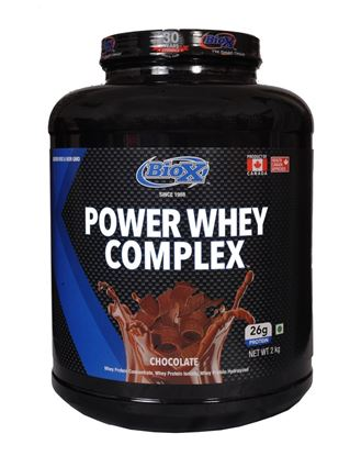 Picture of BioX Power Whey Complex Chocolate 2kgs