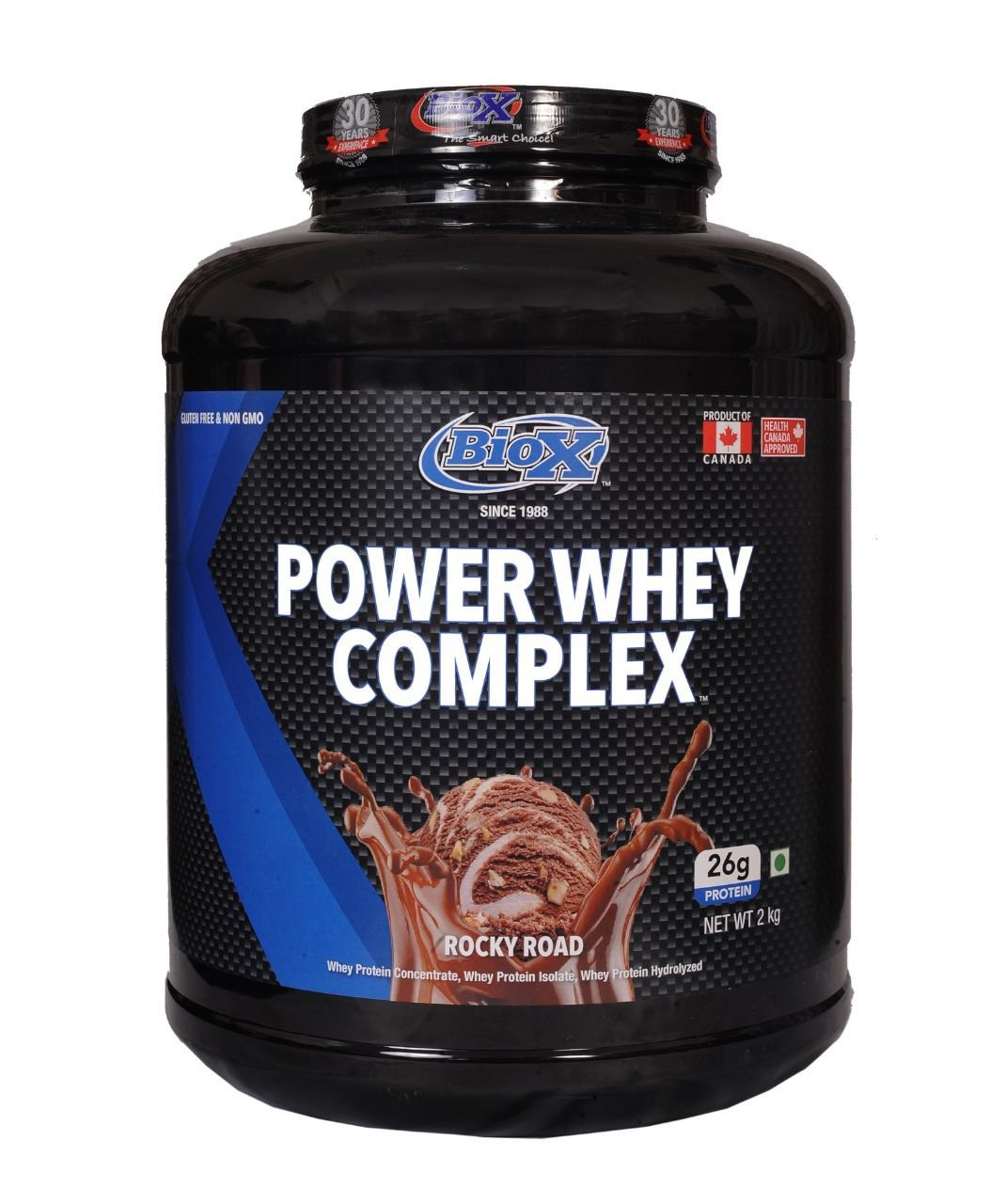 Picture of BioX Power Whey Complex Rocky Road 2kgs
